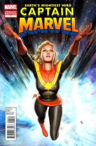 Captain Marvel #1 (2012)