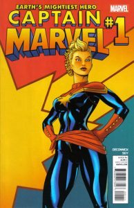 Captain Marvel #1 (2012)
