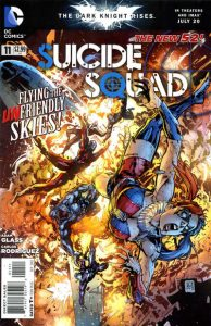 Suicide Squad #11 (2012)