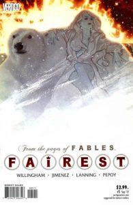 Fairest #5 (2012)