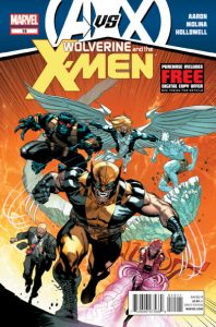 Wolverine and the X-Men #15 (2012)
