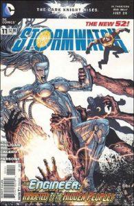 Stormwatch #11 (2012)