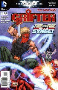 Grifter #11 (2012)