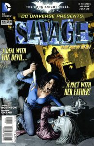 DC Universe Presents #11 (2012)