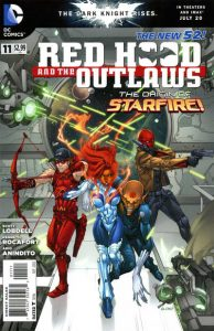 Red Hood and the Outlaws #11 (2012)