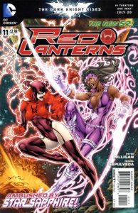 Red Lanterns #11 (2012)