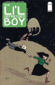 The Li'l Depressed Boy #15 (2012)
