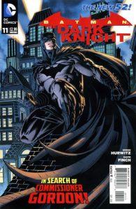 Batman: The Dark Knight #11 (2012)