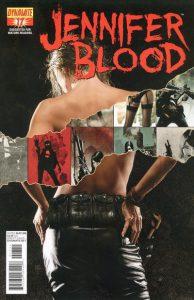 Jennifer Blood #17 (2012)