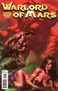 Warlord of Mars #22 (2012)
