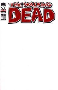 The Walking Dead #100 (2012)