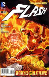 The Flash #11 (2012)