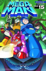 Mega Man #15 (2012)