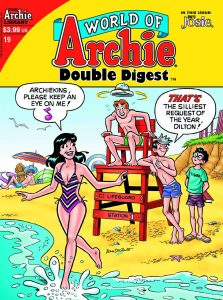 World of Archie Double Digest #19 (2012)