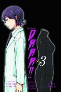 Durarara!! #3 (2012)