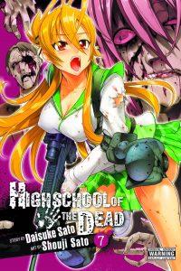Highschool of the Dead #7 (2012)