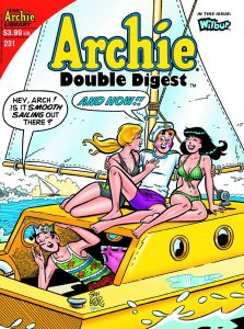 Archie Double Digest #231 (2012)
