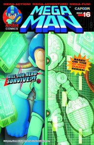 Mega Man #16 (2012)