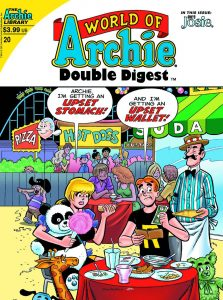 World of Archie Double Digest #20 (2012)