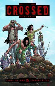 Crossed Badlands #9 (2012)