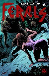 Ferals #6 (2012)