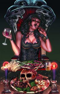 Grimm Fairy Tales Myths & Legends #19 (2012)