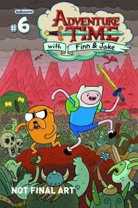 Adventure Time #6 (2012)