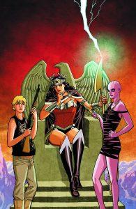 Wonder Woman #11 (2012)