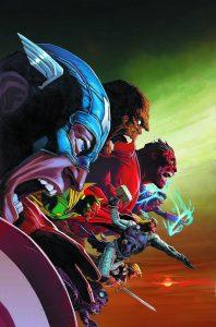 Avengers vs. X-Men #8 (2012)