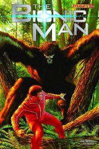 Bionic Man #12 (2012)