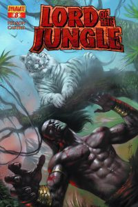 Lord of the Jungle #8 (2012)
