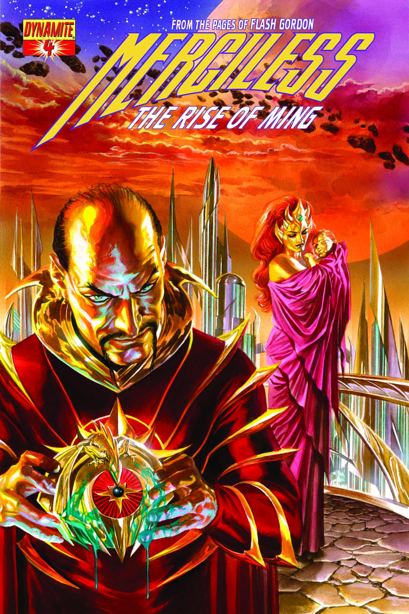 Merciless: The Rise of Ming #4 (2012)