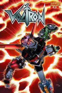Voltron #8 (2012)