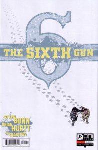 The Sixth Gun #24 (2012)