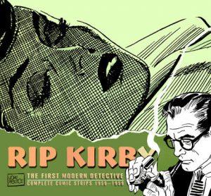 Rip Kirby #5 (2012)