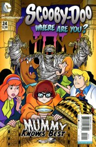 Scooby-Doo, Where Are You? #24 (2012)