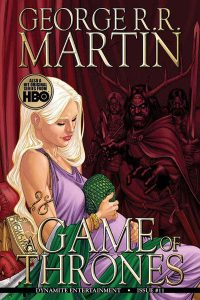 George R. R. Martin's A Game of Thrones #11 (2012)