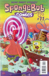 SpongeBob Comics #11 (2012)