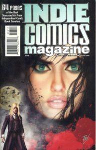 Indie Comics Magazine #6 (2012)