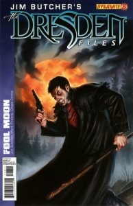 Jim Butcher's The Dresden Files: Fool Moon #8 (2012)