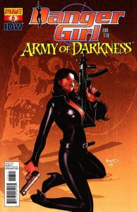 Danger Girl and the Army of Darkness #6 (2012)