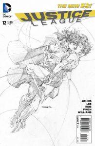 Justice League #12 (2012)