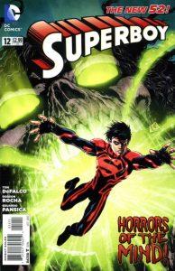 Superboy #12 (2012)