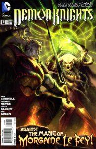 Demon Knights #12 (2012)