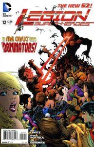 Legion of Super-Heroes #12 (2012)