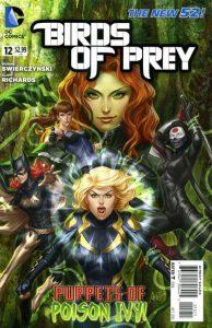 Birds of Prey #12 (2012)