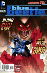 Blue Beetle #12 (2012)