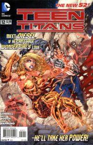 Teen Titans #12 (2012)