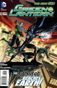 Green Lantern #12 (2012)