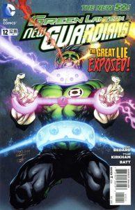 Green Lantern: New Guardians #12 (2012)